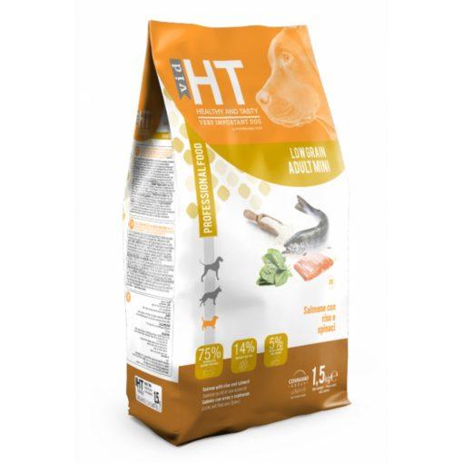 HT VID Low Grain Adult Mini Lazac 1,5 kg